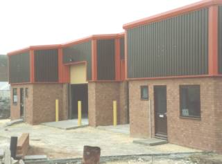 RAW-built Industrial Units