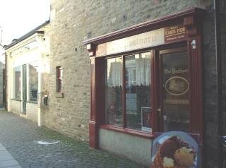The Posthorn Coffee Shop in Leyburn, North Yorkshire