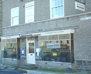Longstaffs Restaurant in Leyburn, North Yorkshire